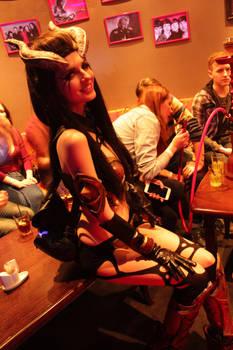 Geek Wars Party - Succubus 6