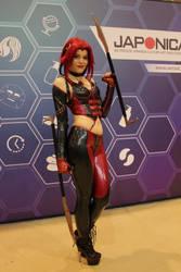 Hinode 2017 - Anya iChios as Rayne (BloodRayne) 4