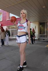 Freia Raven as Lola Bunny (Space Jam) 1