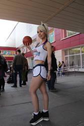 Freia Raven as Lola Bunny (Space Jam) 4