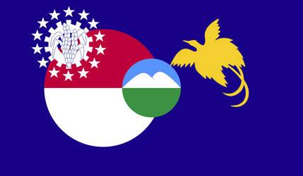 Flag of the Velta Vela