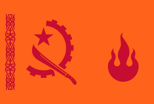 Flag of Wiimaganga