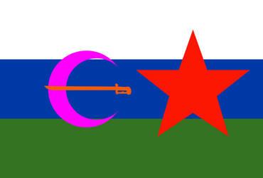 Flag of Hywakwa