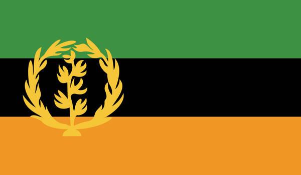 Flag of Udupudu'alki