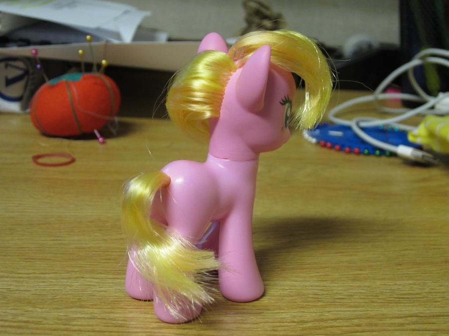 My little pony cherry pie