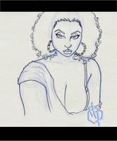 Desi Sketch by I-IeXXus7