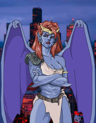 Demona  by I-IeXXus7