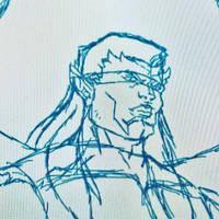 Goliath sketch