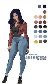 Det. Elisa Maza