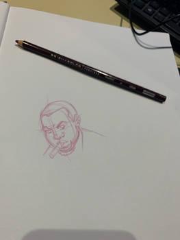 Cigar sketch