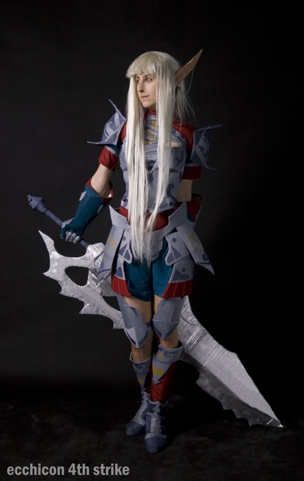 Lineage2 cosplay by Kodama-sama