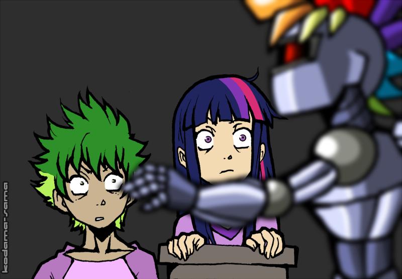 swag crush kill destroy by Kodama-sama