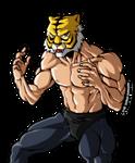 Wrestling hero