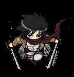 Mini Mikasa
