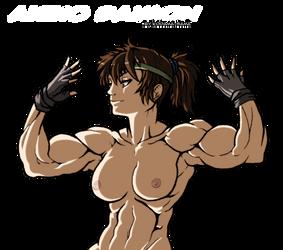 Akiko Daimon by Kodama-sama
