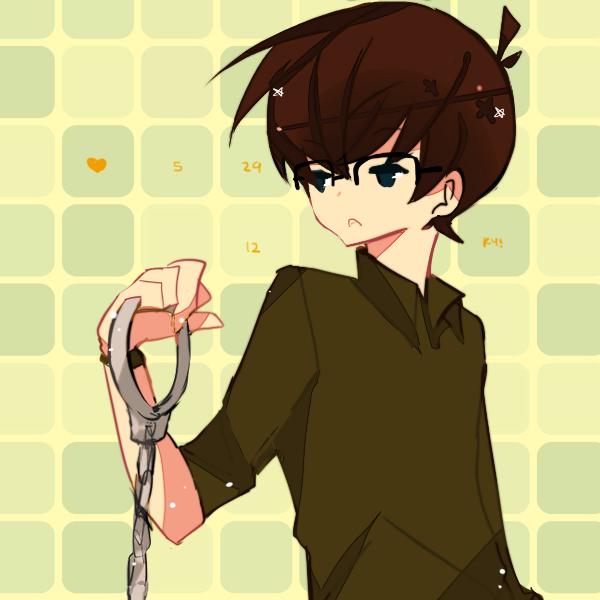 handcuffs by kyunyo