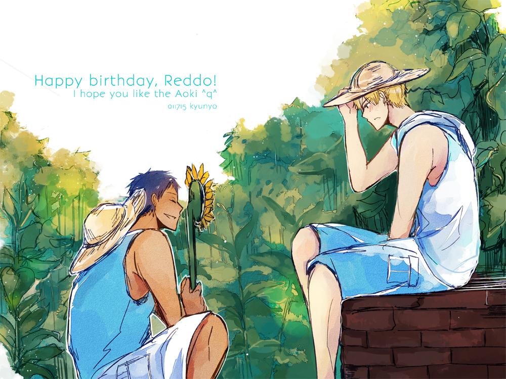 Happy Birthday REDDI!! by kyunyo