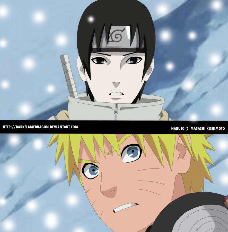 Narusai Naruto 473 Naruto-Sai ...