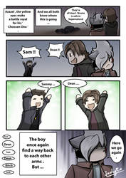 Silver Roleplay : Supernatural Season 1 to 3 pg 29 by silvergatto