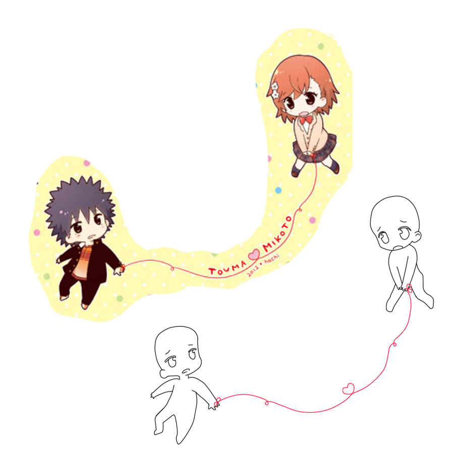 chibi love string base by CatSoupBases on DeviantArt