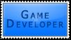 Game Dev Stamp by FuruiRyuu
