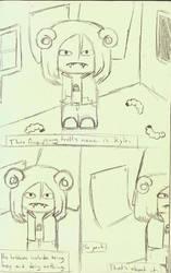 Page Eleven Sketch by hiarashii-kitsuneko