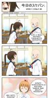 Kyo no Sukeban: wish I could be by UsagiToxic