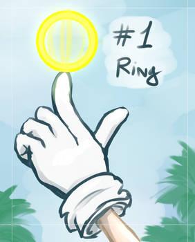 Inktober 2019 day 1: ring