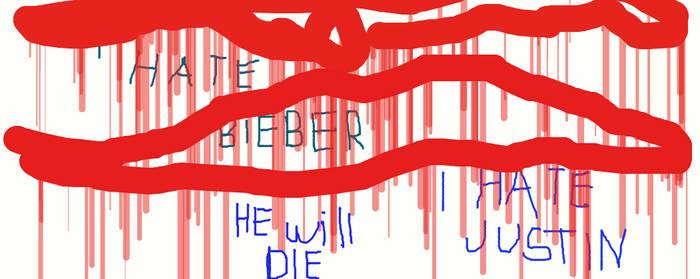 i hate bieber by Joanne02-22