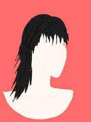 Pretty girl template by bigomega