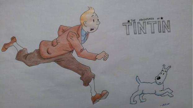 Tin Tin - cover