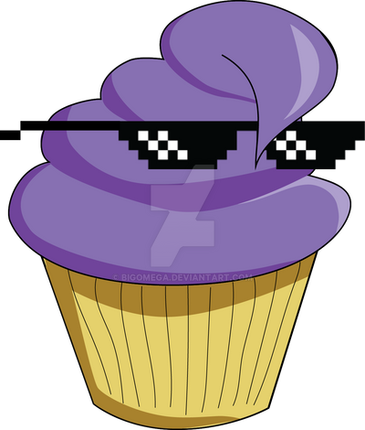 The CupCake Swag by bigomega