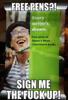 Free Pens