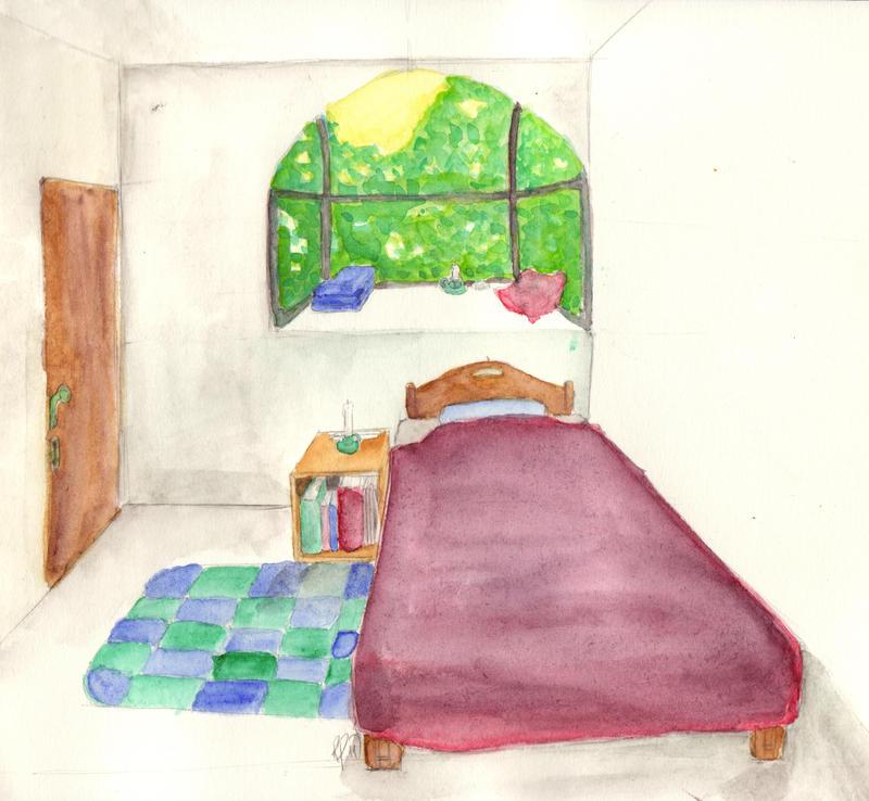Rogar's bedroom at Neilkot's by innerpeace1979