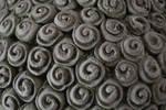 Clay Circle Texture