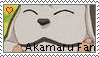 Akamaru Stamp by Quiirin