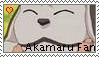 Akamaru Stamp by Quiirin