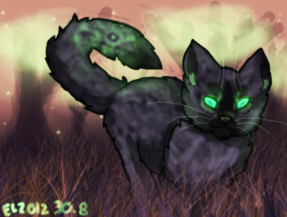 magic cat by hummeri9