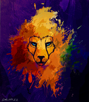 The King of colors