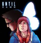 Until Dawn: Ashley and Chris