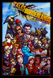 Tales of the borderlands by hummeri9