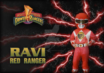 Ravi Power Ranger
