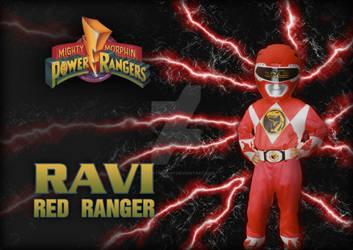 Ravi Power Ranger