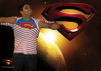 Ravi Superman