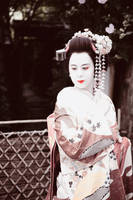 Maiko in Kyoto by Break-Koha