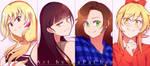 Ladies of Starlight by KaPaChan