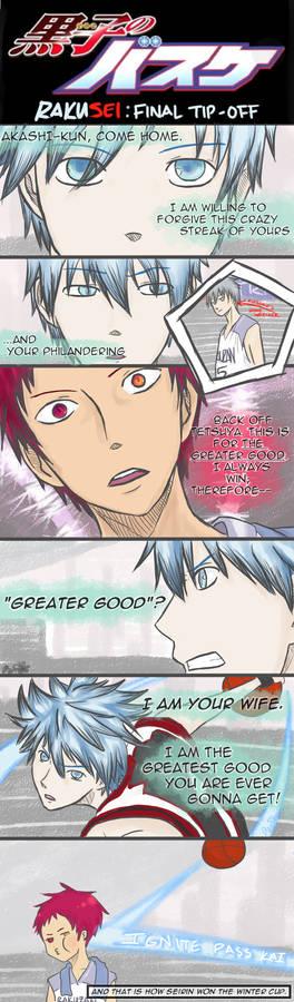 RakuSei: Final Tip-Off (Abridged?)