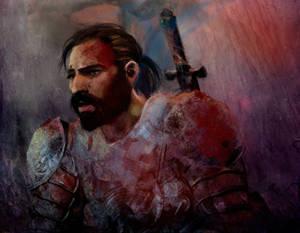 Dragon Age: The battle at Ostagar