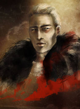 Dragon age: Cullen