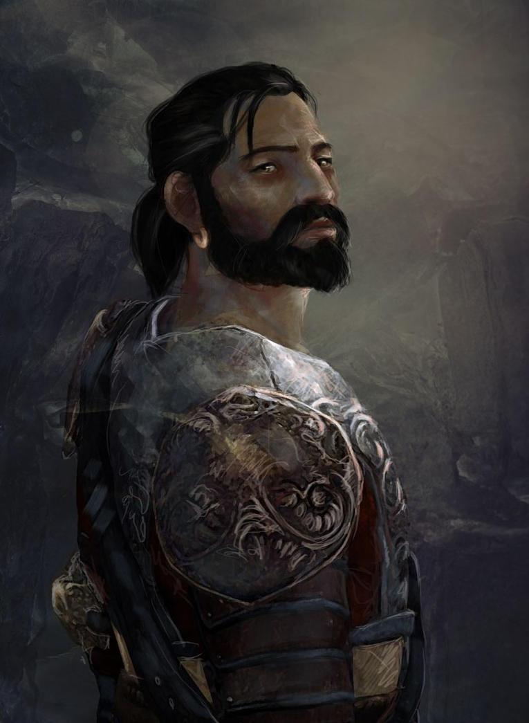dragon_age_origins__duncan_by_olivegbg-d